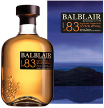 Balblair Scotch Single Malt 1983 750ml